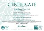Carbon Balanced Publication Printer Certificate - FINAL
