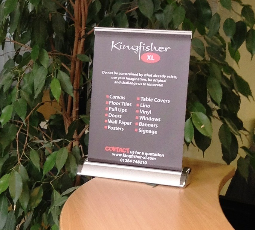 Exhibition Stand Quotation Format : Exhibition stand print u kingfisher press